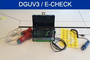 DGUV3 / E-CHECK